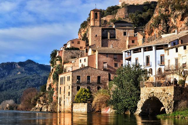 Architecture, Old, Travel, Water, Ancient, Building