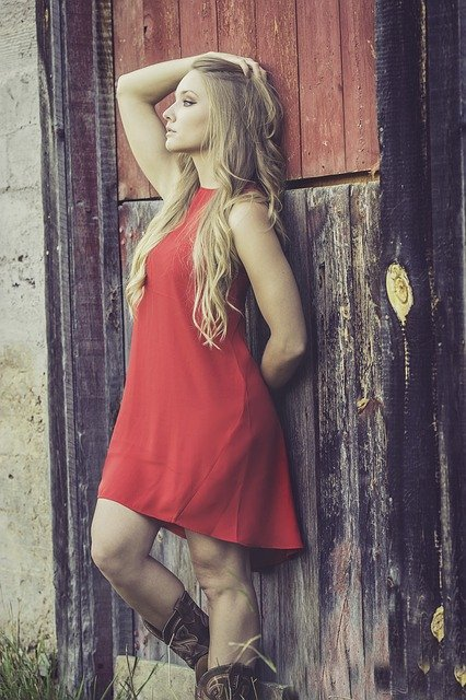 Barn, Old, Weathered, Girl, Country, Rustic, Outdoor