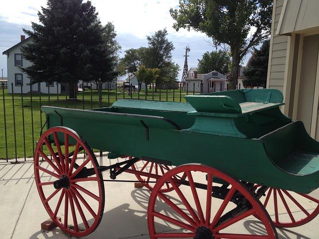 Buckboard, Wagon, Old West