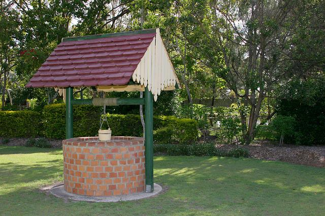 Wish, Well, Wishing Well, Wishing, Village, Old, Bucket