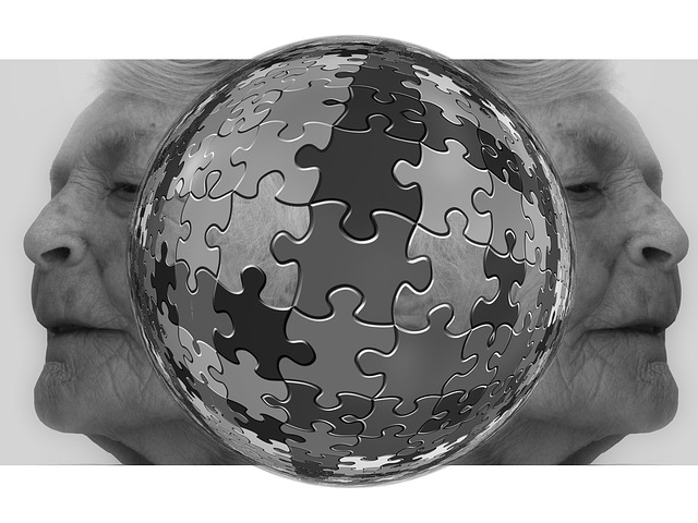 Puzzle, Think, Woman, Old, Age, Dementia, Alzheimer's