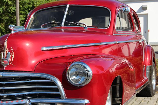 Oldtimer, Chevrolet, Classic, Historically, Auto