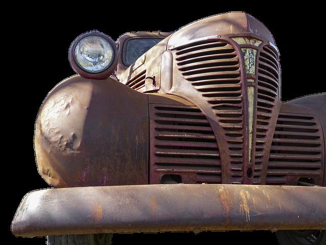 Oldtimer, Old, Fargo, Vintage Car, Classic, Auto