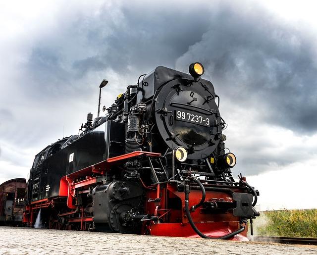 Steam Locomotive, Br 99, Historically, Oldtimer
