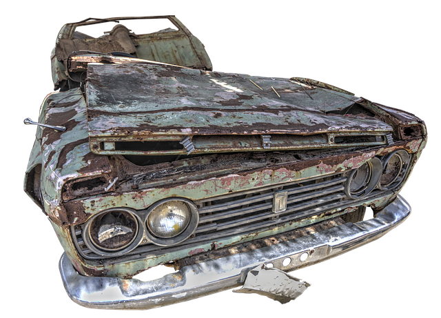 Auto, Wreck, Old Car, Oldtimer, Scrap, Broken