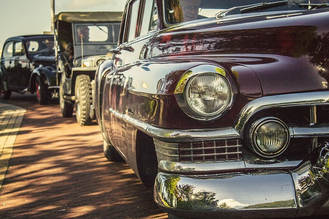Oldtimer, Car, Classic, Old Car, Automotive, Vintage
