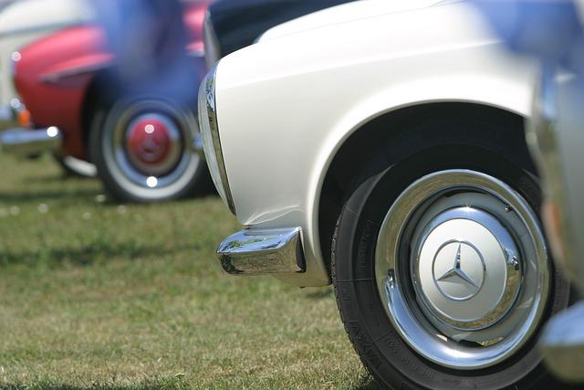 Car, Veteran, Oldtimer