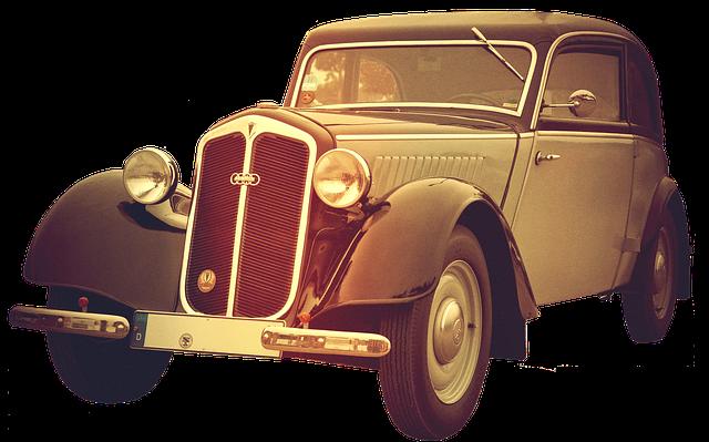 Oldtimer, Dkw F7, Audi Factory, Ifa, Zwickau