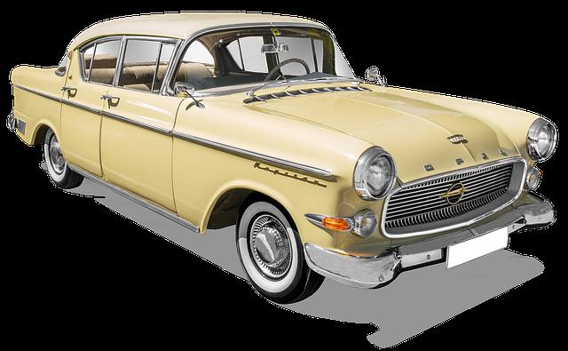 Opel, Key-hole Captain, Captain P 2-5, Oldtimer