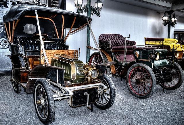 Oldtimer, Renault, Mulhouse, Automotive