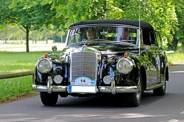 Auto, Oldtimer, Classic, Pkw, Automotive, Vehicles
