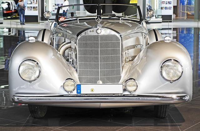 Mercedes 500 K, One Of A Kind, Oldtimer, Speyer