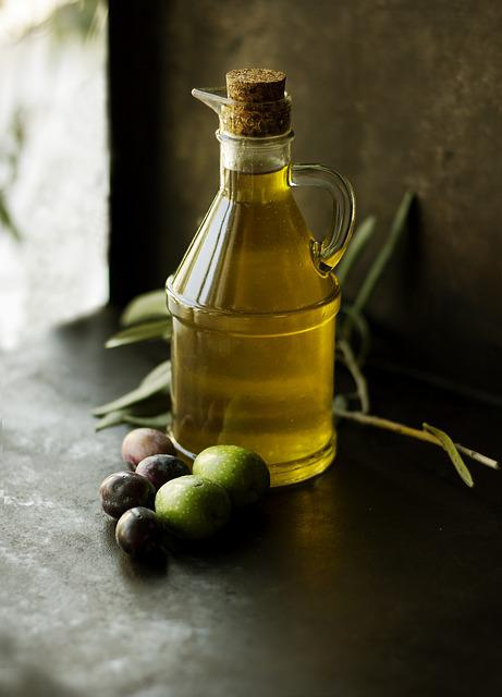 Olive Oil, Bottle, Color, Food, Glass, Liquid, Oil
