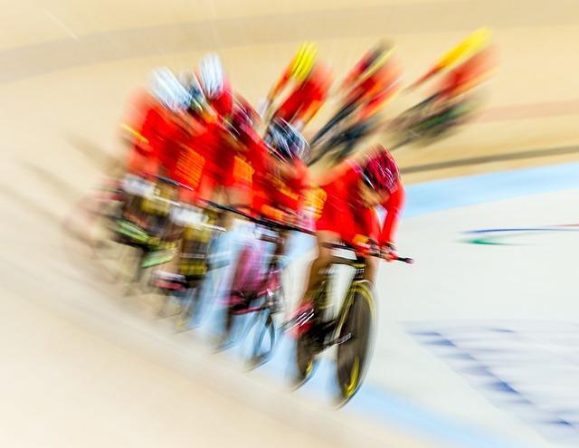 People, Men, Athletics, Olympic, Games, Sport, Bike