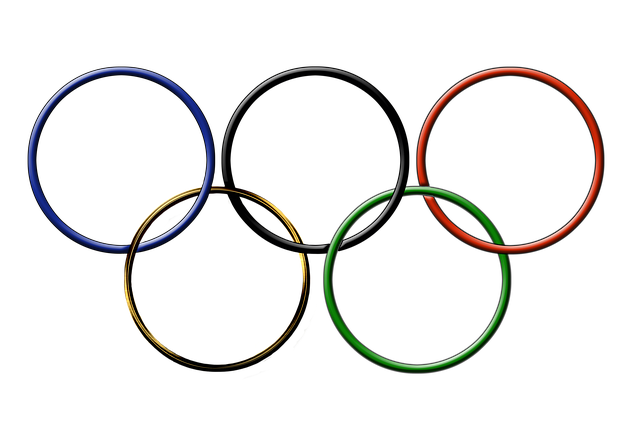 Olympia, Olympic Games, Olympiad, Rings, Png, Isolated