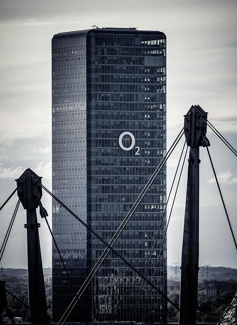 O2 Tower, Munich, Olympia, Olympic Park, Architecture
