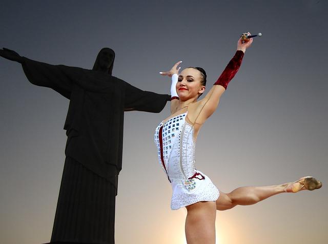 Gymnastics, Rhythmics, Rio De Janeiro, Olympics