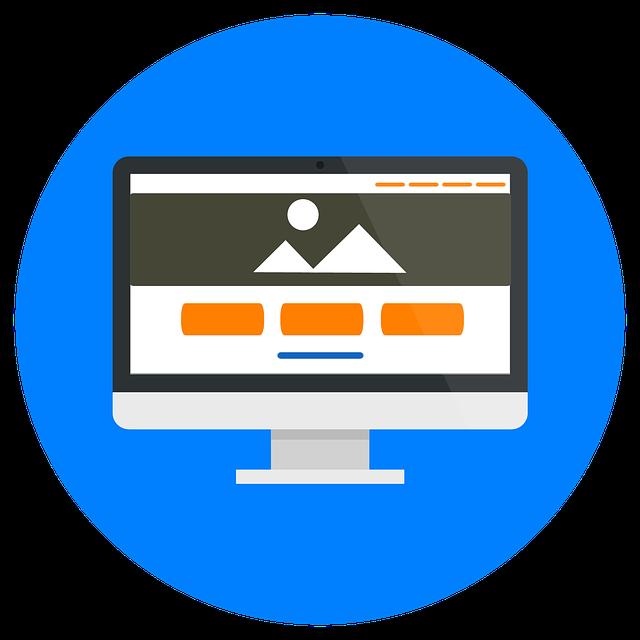Web Site, Web Design, Web, Monitor, On-line