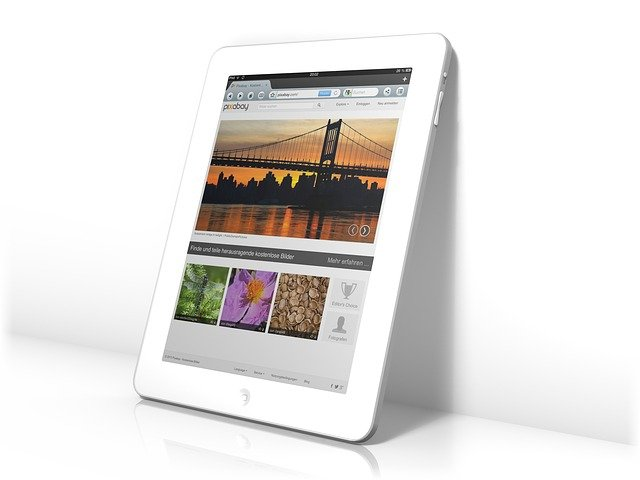 Tablet, Ipad, Screen, Internet, Browser, Online