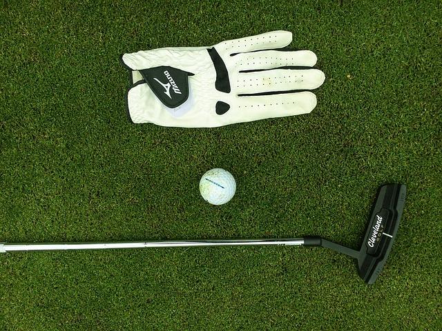 Golf, Golf Club, Only, Green, Golf Ball, Sports, Par