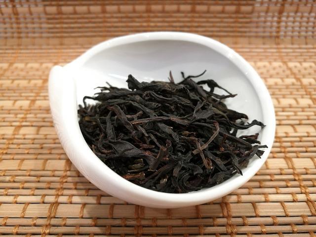 Single Clump Tea, Oolong Tea, Areas Fragrance