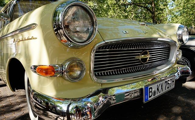 Auto, Drive, Spotlight, Transport System, Vehicle, Opel