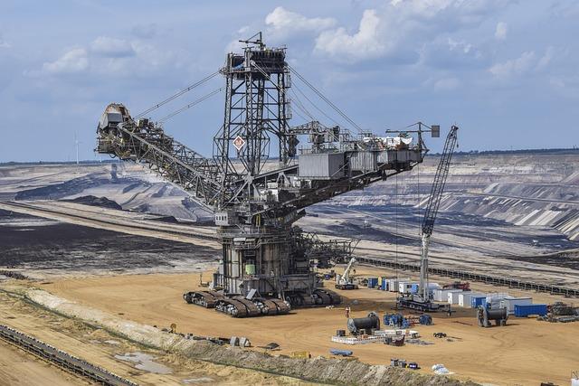 Landscape, Open Pit Mining, Mining, Minecraft, Pit