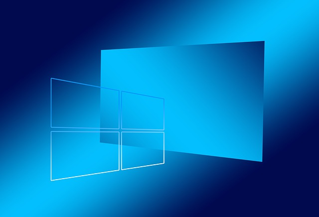 Update, Window, Open, Blue, Operating System, Windows
