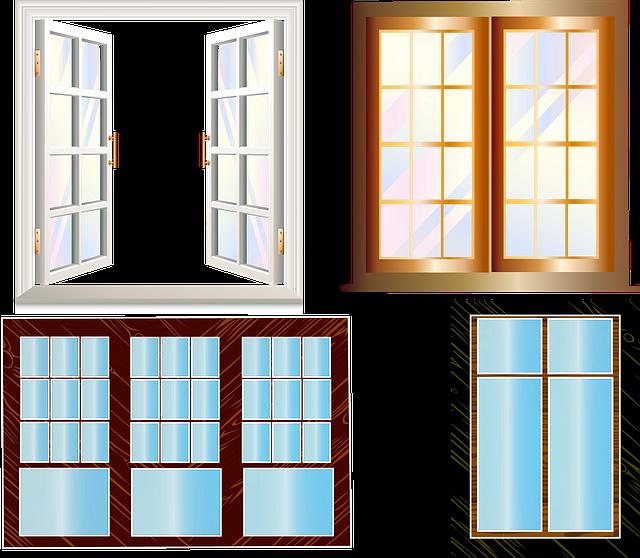 Windows, Shutters, Open Window, Glass, House, Frame