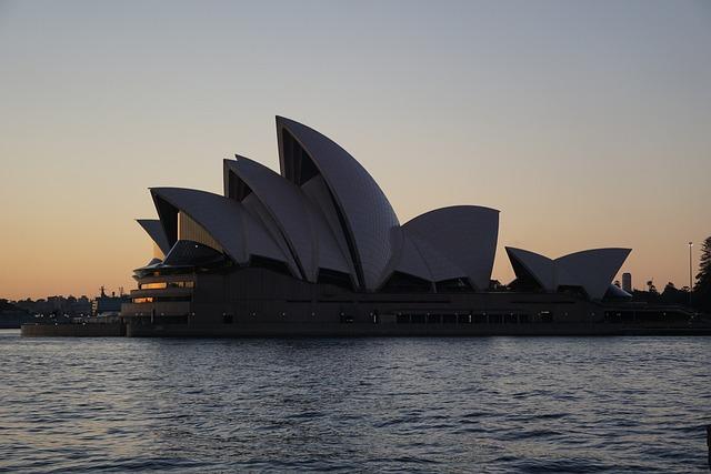 Sydney, Opera House, Harbour, Australia, Opera, House