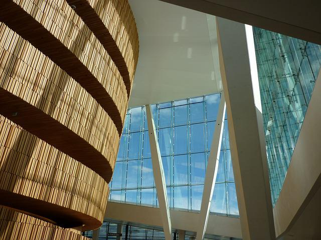 Oslo, Opera, Architecture, Opera House