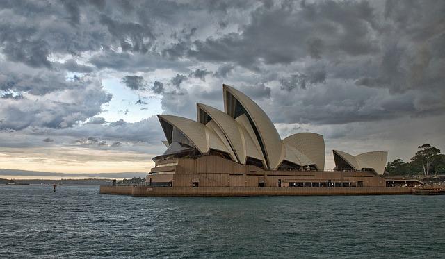 Sydney, Sydney Opera, O, Australia, Opera, Architecture