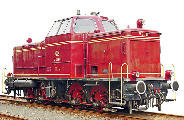 Diesel Locomotive, Operational, Osnabrück