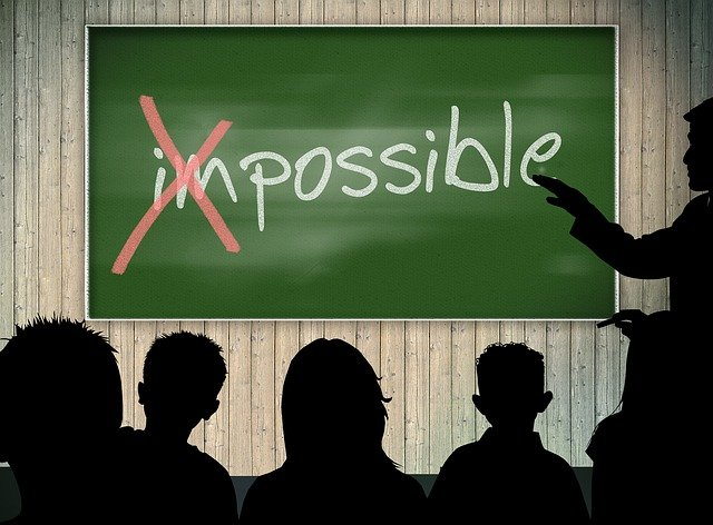 Possible, Impossible, Opportunity, Classroom, Education
