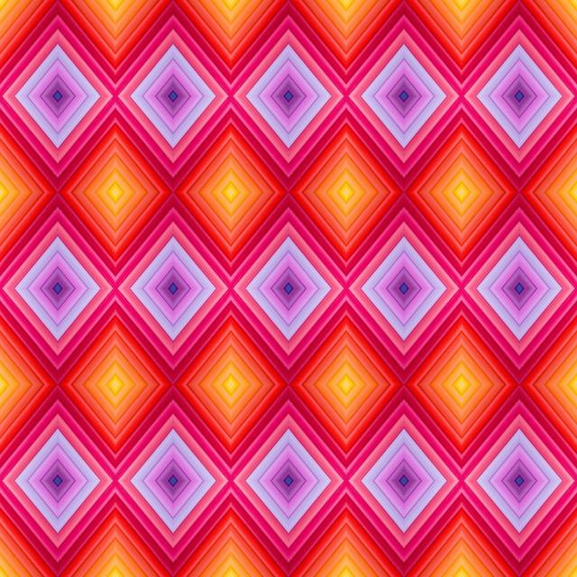 Texture, Surface, Orange, Pink, Lavender, Purple, Red