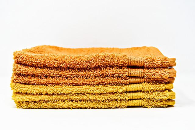 Washing Gloves, Yellow, Orange, Colorful, Structure
