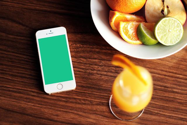 Iphone, Smartphone, Oranges, Home, Apple Inc, Touch