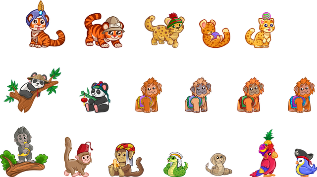 Exotic Animals, Leopard, Monkey, Orangutan, Parrot