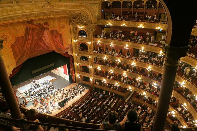 Opera, Orchestra, Music, Concert, Classical, Musical