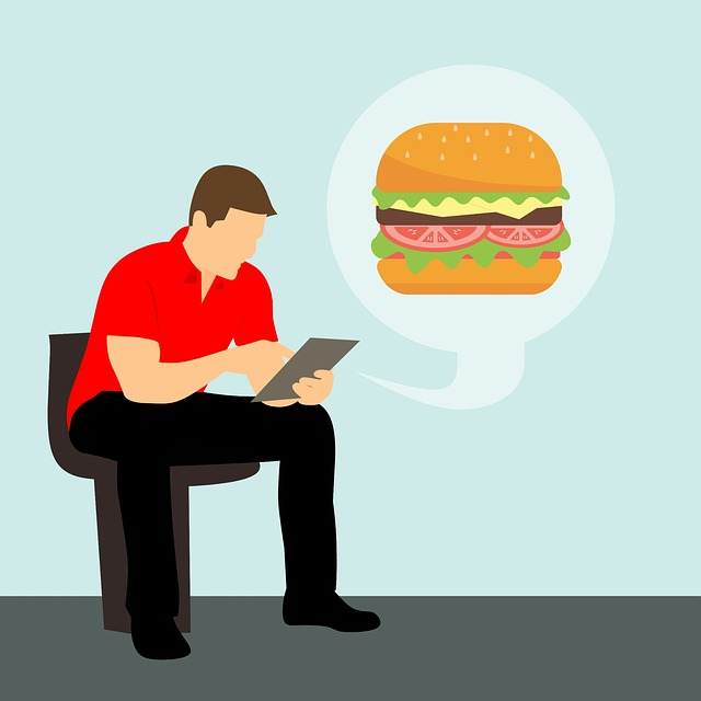 Restaurants Online, Burger, Eat, Order Food