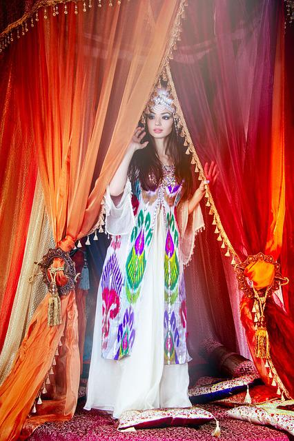 Eastern Girl, Oriental Princess, Oriental Girl