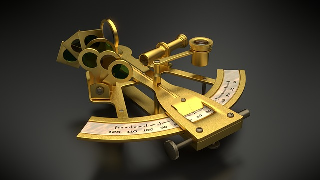 Sextant, Nautical, Orientation, Meter, Navigation, Navy