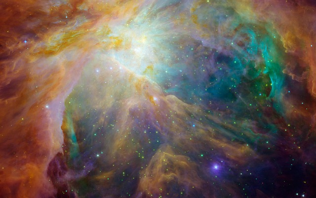 Orion Nebula, Emission Nebula, Constellation Orion