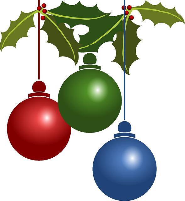 Decorations, Christmas, Balls, Xmas, Ornament