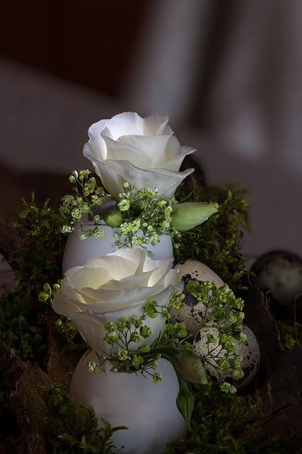 Easter, Flower, Ornament, Nature