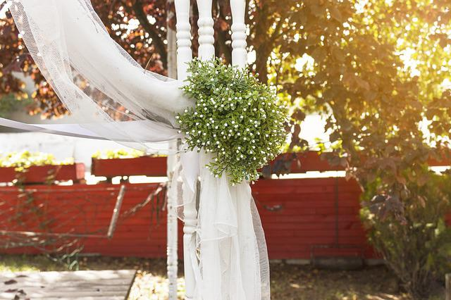 Wedding, Ornament, Jewelry, Ceremony, Pergola, Flower