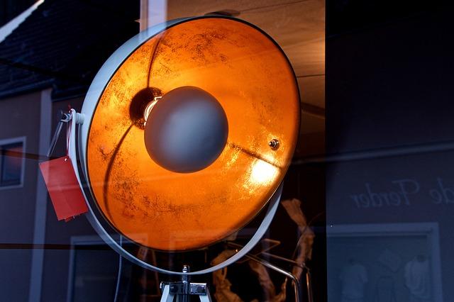 Lamp, Lighting, Decoration, Exhibition, Ornament
