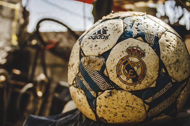 Food, Old, Ornament, Balloon, Real Madrid, Trim, Soccer