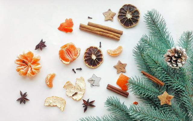 Christmas, Background, Ornament, Winter