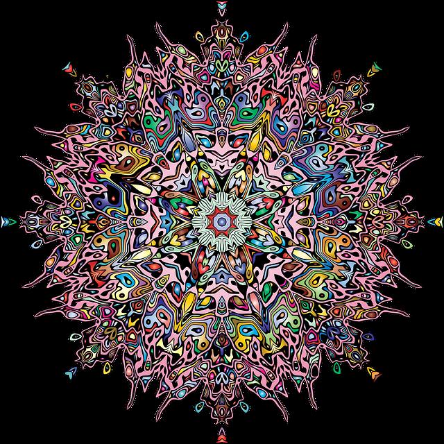 Mandala, Decorative, Ornamental